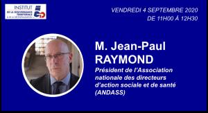 AFFICHE JP RAYMOND