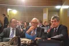 Présidents de IGTD JPB, M. Piron et Bruno Remond
