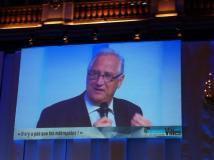 J-P Balligand et l'IGTD à la Conférence des Villes